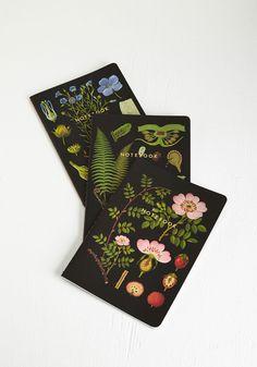 Plant an Idea Notebook Set
