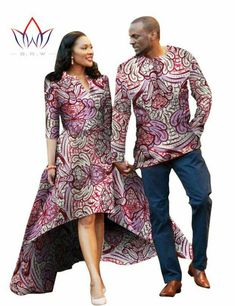 The most classic collection of beautiful traditional and ankara styles and designs for couples. These ankara styles collections are meant for beautiful African ankara couples Couples African Outfits, Couple Outfits, African Attire, African Wear, African Women, African Dress, Family Outfits, Ankara Designs, Ankara Styles For Men
