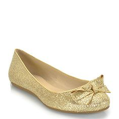 kate spade sparkly flats