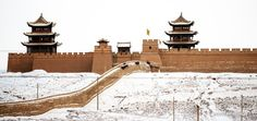 Fortezza di Jiayuguan - Cina