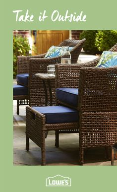 Transform your backyard into an outdoor oasis with Lowe's. Discover everything you need to create the ultimate entertaining space — from decks and grills to outdoor furniture and fire pits. Shop the collection today.