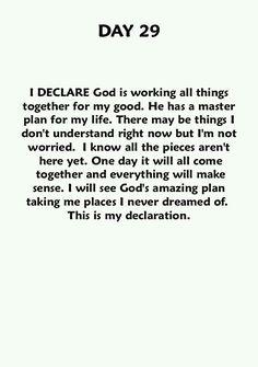 I Declare by Joel Osteen.