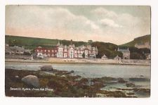 Seamill Hydro,From the Shore Postcard