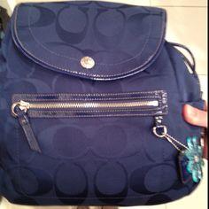 Coach backpack <3