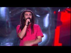 "Romeu Bairos - ""Purple Rain"" | Provas Cegas | The Voice Portugal | Season 3"