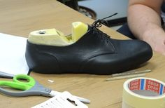 A shoe making course in London. How cool would that be?