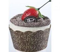 Delicious Cake Towel - Tiramisu Cupcake