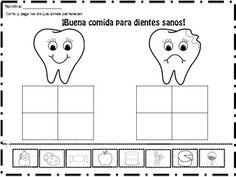 Diy For Kids, Crafts For Kids, Healthy Teeth, Dental Health, School Fun, Science, Teacher Resources, 1, The Unit
