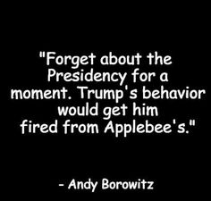 Absolutely. He would be fired from every hospital I've worked for no matter who he 'knows'.