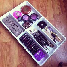 organizador de make up