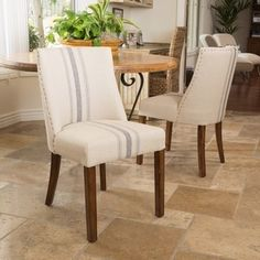 Harman Dining Chair (Set of 2) by Christopher Knight Home - Free Shipping Today - Overstock.com - 16649047 - Mobile