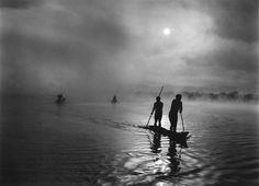 Indianie Alto Xingu w środkowej Brazylii