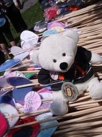 1000 Hearts with Witness Bear. Photo by Cindy Blackstock.
