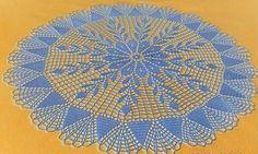 Para tejerlas reutilizando hilados que nos sobran de otras labores son muy monas y decorativas