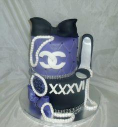 Chanel Cake!