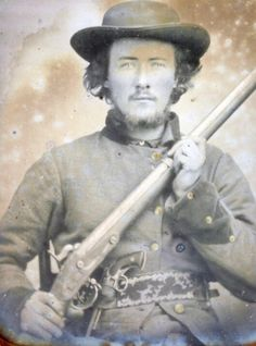 Double-armed Confederate from West Tennessee
