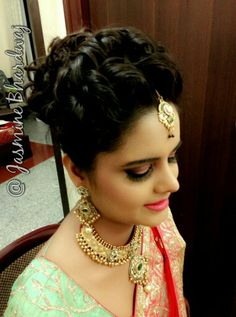 Stunning look for d Reception