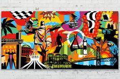 LOBO | POP ART www.lobopopart.com.br