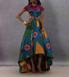 Haut/bas robe avec ceinture à la taille par MyAnkaraLove sur Etsy