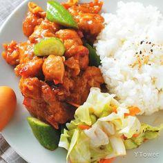 辣炒雞丁飯食譜 - 雞肉料理 - 楊桃美食網 專業食譜