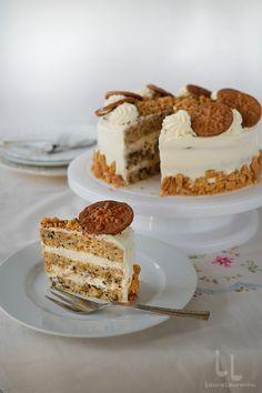 Tort Biscuiți cu lăptic No Cook Desserts, Food Cakes, Tiramisu, Biscuit, Cake Recipes, Cookies, Ethnic Recipes, Cakes, Crack Crackers
