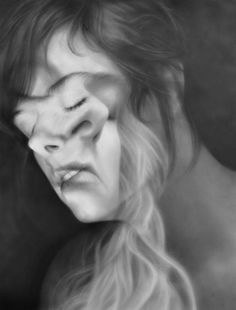 graphite drawings by Melissa Cooke truly inspiring artist. Absolutely LOVE her work!