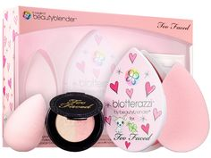 beautyblender + Too Faced Holiday Kit