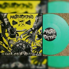 "Magrudergrind ""Magrudergrind"" ____ Fourth (?) pressing from Six Week Records on mint green. ____ #magrudergrind #powerviolence #grindcore #thrash #brutal #scotthull #kurtballou #sixweeksrecords #igvinylclub #instavinyl #lp #grindvinyl #nowspinning #recordaddict #recordcollection #recordcollector #recordjunkie #recordoftheday #records #vinyladdict #vinylart #vinylcollection #vinylcollector #vinylcommunity #vinylgram #vinyligclub #vinylporn by arbrathe"