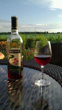 River Bend Vineyard & Winery in Chippewa Falls, WI