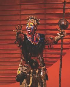 Discount Tickets The Lion King Broadway Musical New York Lion King Broadway, Lion King Musical, Broadway Stage, Broadway Plays, Broadway Shows, Rafiki Costume, Lion King Costume, Lion King Tickets, Musical Rey Leon