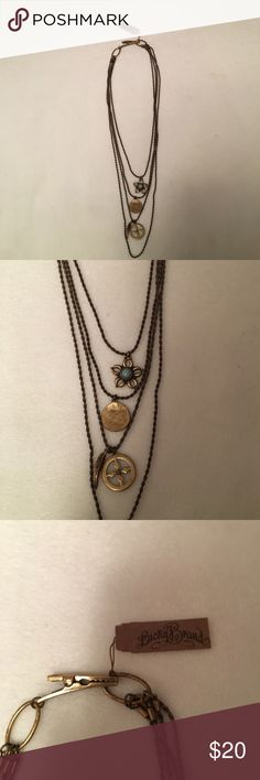 LUCKY BRAND NECKLACE NWT LUCKY BRAND NECKLACE NWT Lucky Brand Jewelry Necklaces