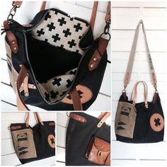 Image of Litlle Week-end bag SO CROSS +++