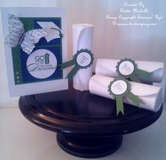 Celebrating Graduates by emichelle - Cards and Paper Crafts at Splitcoaststampers