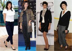Paris Chic Style Icons, Audrey Tautou