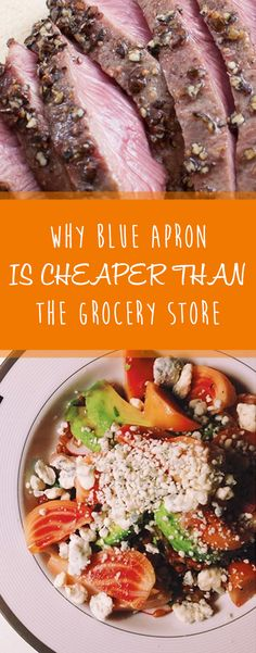 Get $30 Off Your First BlueApron Order!