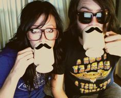 mustache mug! Steve and I need this for our place. Stat stat stat