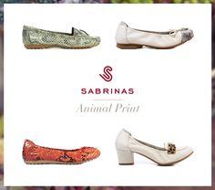 Animal Print. Sabrinas presenta la tendencia animal. // Animal Print: Sabrinas introduce you the animal trend. #Sabrinas #AnimalPrint #Blog #Trend #Ballerines #MadeinSpain #SS14