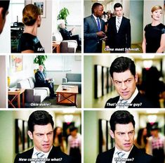 Schmidt, New Girl, Best Quotes, Guys, Tv, Best Quotes Ever, Television Set, Sons, Boys