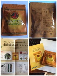 サラシアプラス1袋(120粒)
