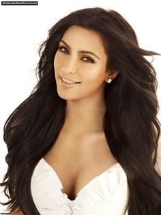 kim kardashian hairstyles - Google Search
