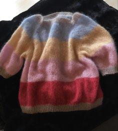 Genser str S Sorbet, Pullover, Sweaters, Fashion, Moda, Fashion Styles, Sweater, Fashion Illustrations, Sweatshirts