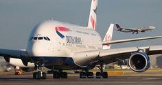 G-XLEE BAW A380