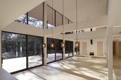 edward suzuki architecture: house of maple leaves.