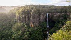 Papel de Parede Cachoeira de Misty Falls