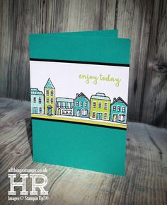 All Things Stampy: We Love Our Hosts Blog Tour & Mix It Up Monday: In The City