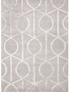 Softness and contemporary style, Jaipur City Seattle Hand-Tufted Wool and Art Silk Area Rug