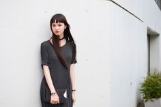 street snap/原宿/マンナミユさん/Chloé, ROLEX, used