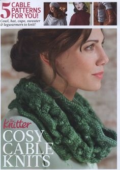 The Knitter - Cóy Cable Knits 2013