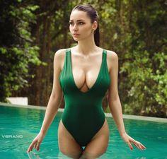 36 Mysteriously Hot Instagram Pics of Helga Lovekaty