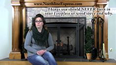 Items You Should NEVER Burn In Your Fireplace or Wood Stove and Why http://www.northlineexpress.com/fire-starters.html